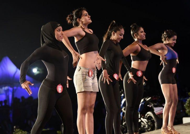 BREAKING : Meet the Hijab Wearing Bodybuilder from Kerela