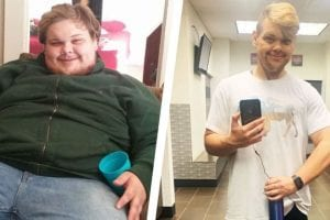 Brady Golden Weight Loss Transformation