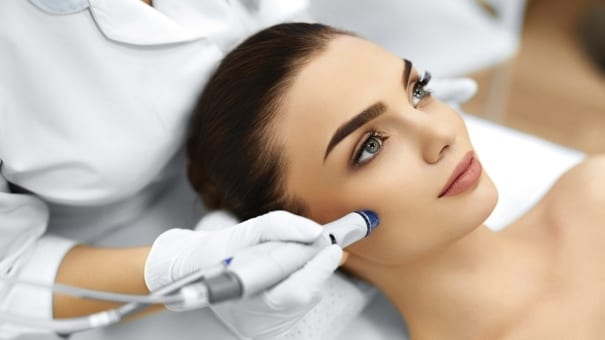 microdermabrasion device