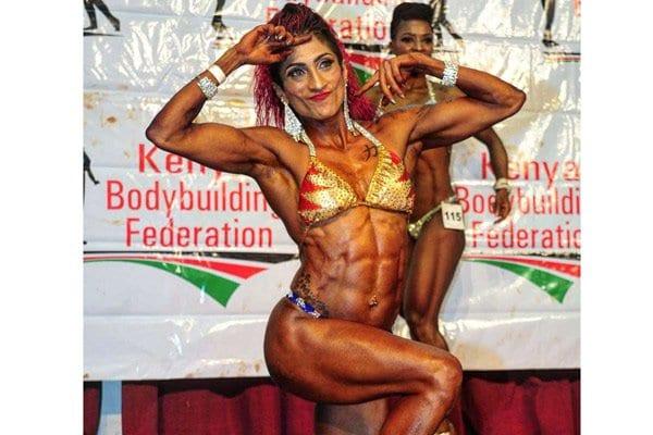 Sheetal Kotak : Bodybuilding helped me overcome my depression