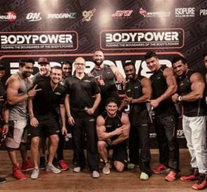 Bodypower UK 2019 : What's going on