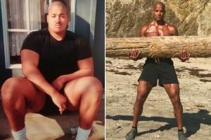 INSPIRATION : Toughest Man alive sheds 50 Kg