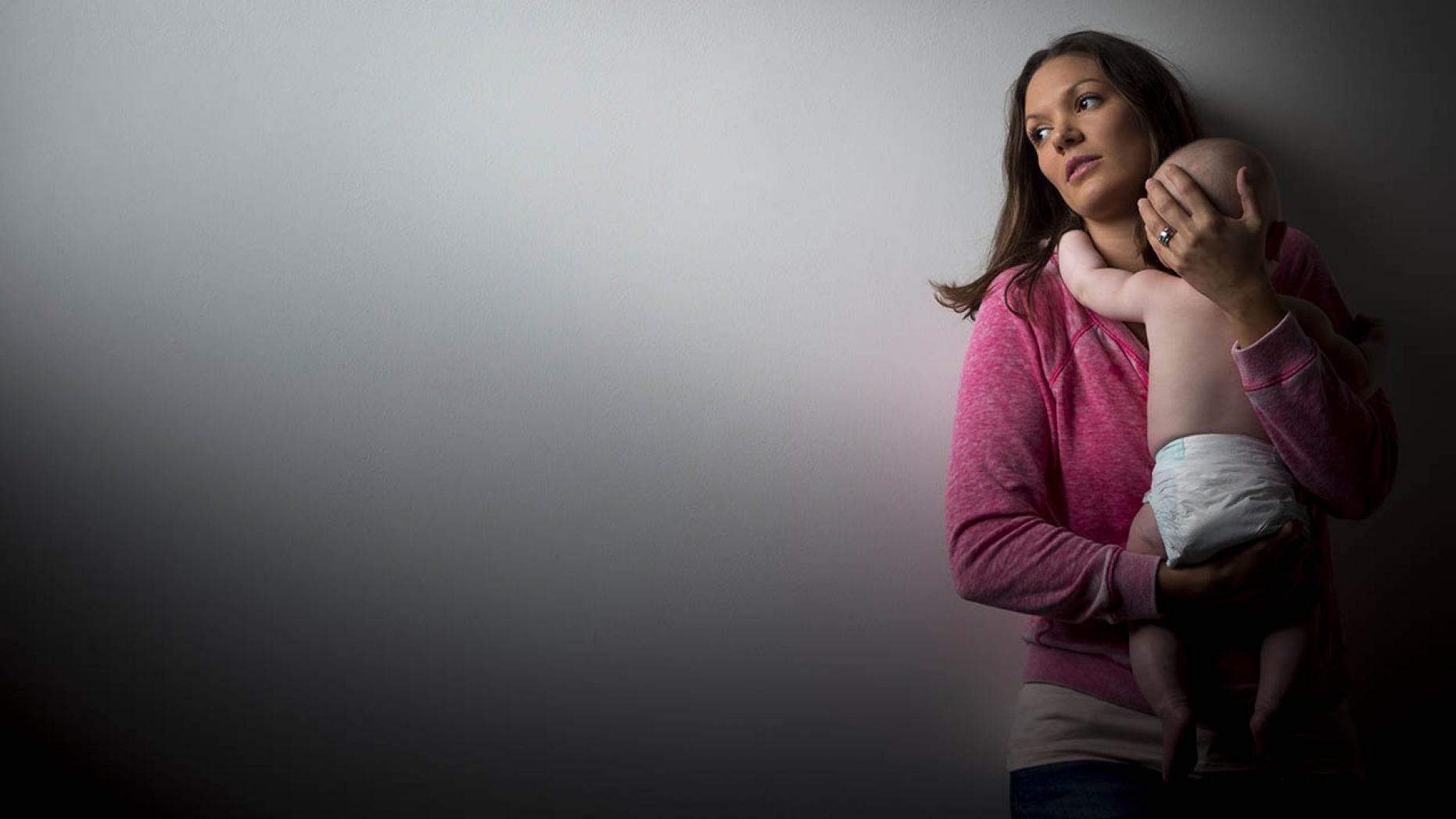 Postpartum Depression is real