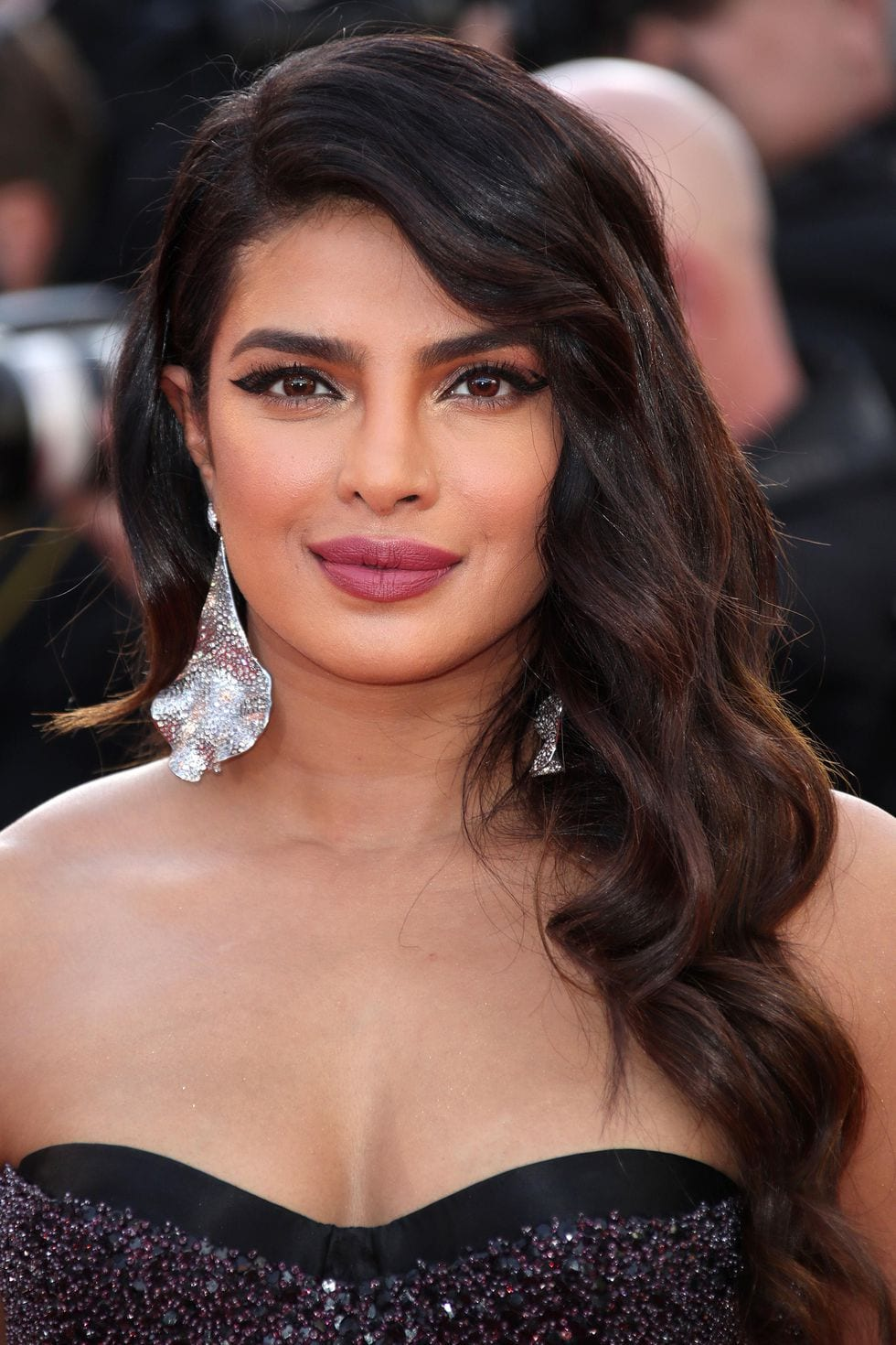 Priyanka Chopra | Best Hair Styles at Cannes