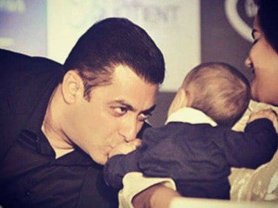 SHOCKING : Salman Khan to become a father