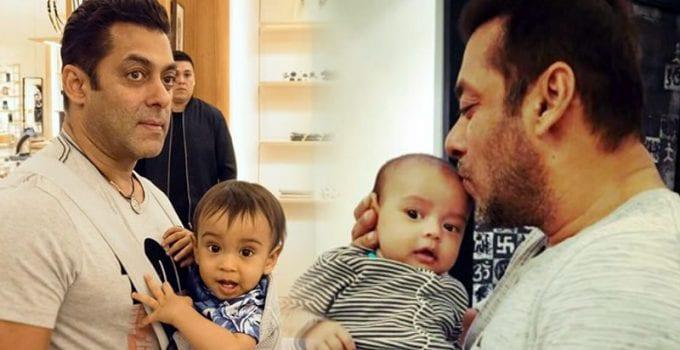 Salman Khan Child Surrogacy