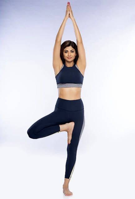 Shilpa Shetty Launches her own fitness App