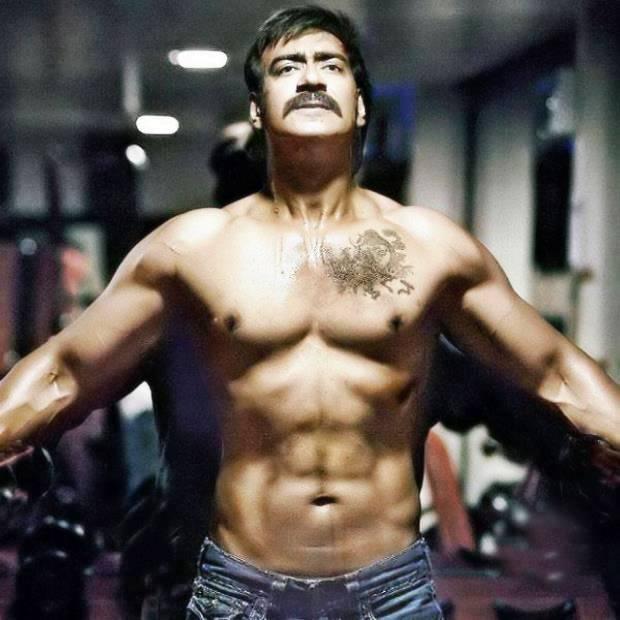 Ajay Devgan : Diet and Workout Plan