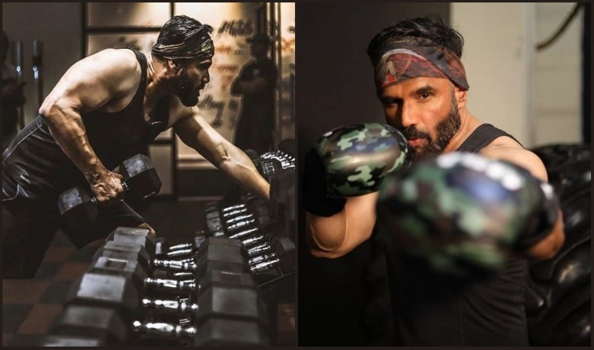 Suniel Shetty fitness business