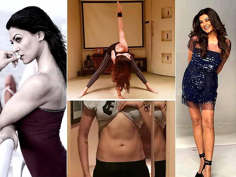 Sushmita Sen is giving Major Fitness Goals through her Insta Posts