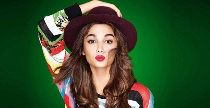 Alia Bhatt - Most Desirable Woman