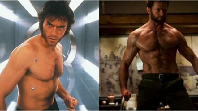 hugh jackman x men dieting tips