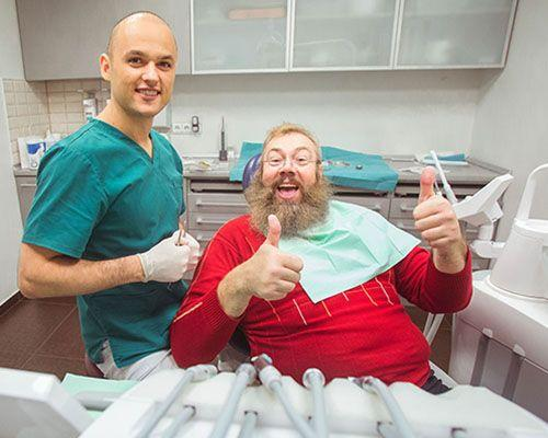 dentist abroad