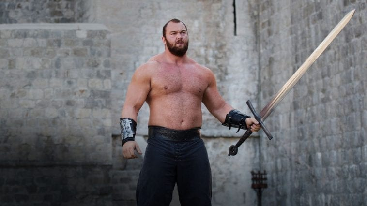 World Strongest Man - Martins Licis
