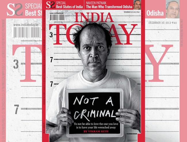 Vikram Seth Gay Celebrity India