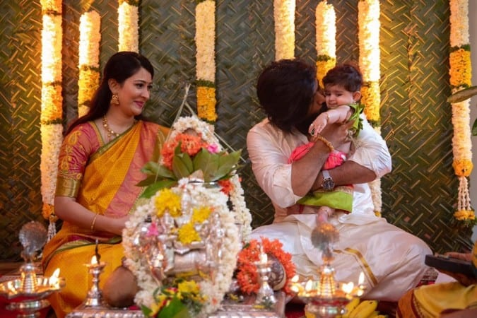 Yash and Radhika Pandit Second Baby