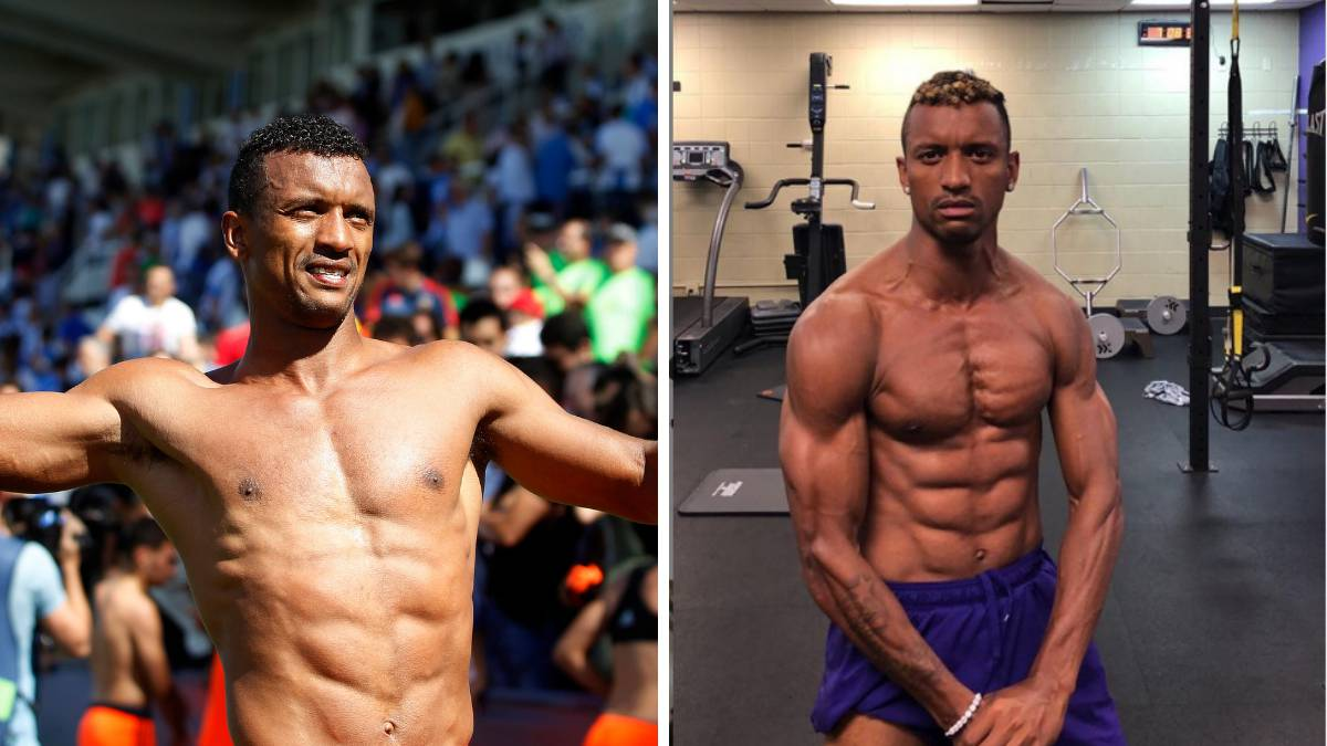 Nani Shows off Inspiring Body Transformation