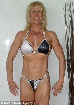 Bodybuilding couple reveal their secret fitness regime