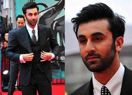 Bollywood Inspired Short hairstyles for Men