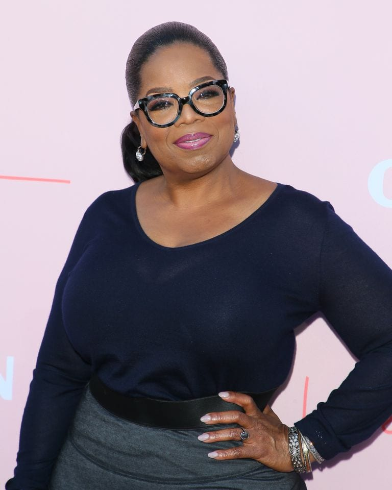 Oprah Winfrey Pre Diabetic weight loss