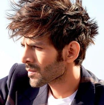 Bollywood Inspired Short hairstyles for Men