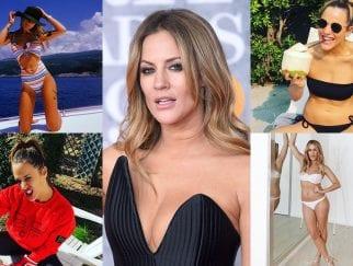 Weight Loss Transformation : Caroline Flack