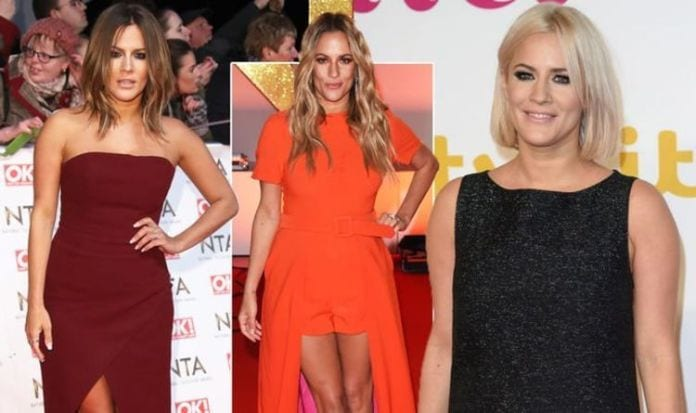 Weight Loss Transformation : Caroline Flack