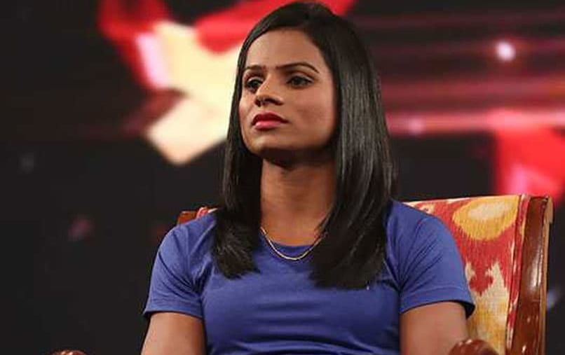 Dutee Chand Lesbian Celebrity India