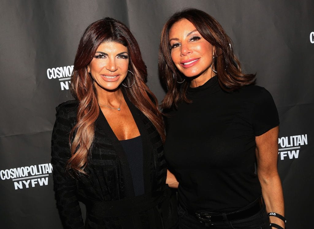 Danielle Staub opened up about her depression issues