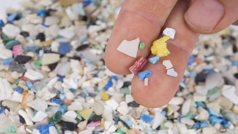 Humans consume 50K plastic every year
