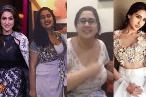 Sara Ali Khan Yoga weight loss