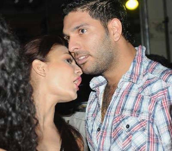 Aanchal Kumar - Yuvraj Singh Girlfriend