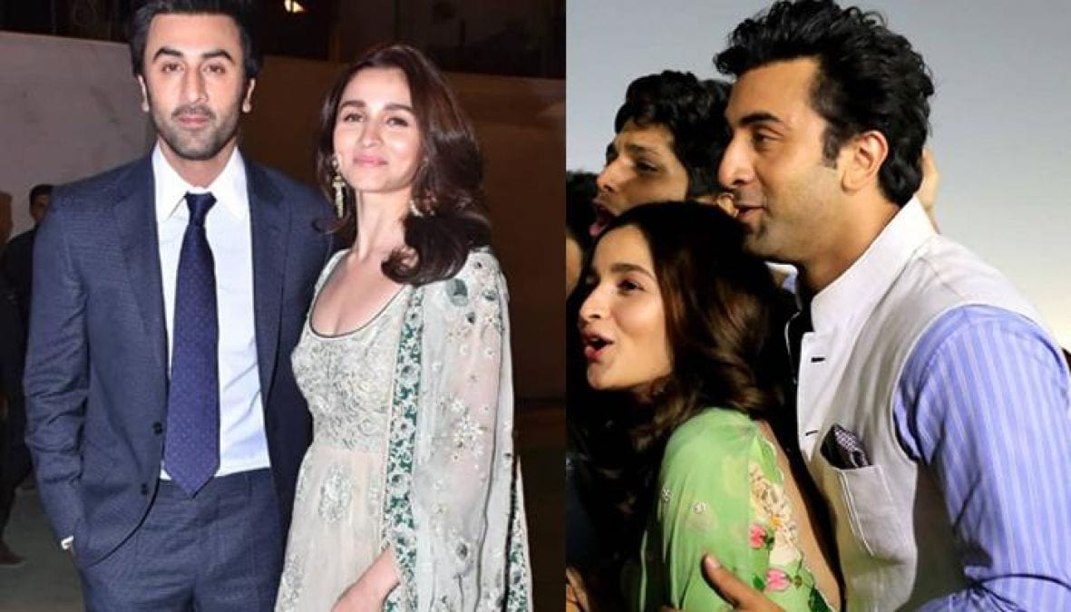 Alia Bhatt Opens up About Ranbir Kapoor
