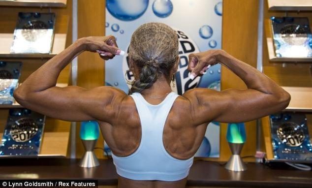 Ernestine Shepherd - Oldest Bodybuilder