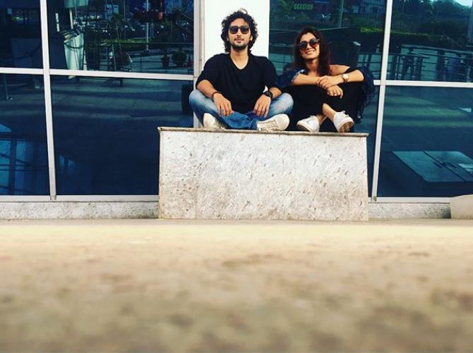 Trouble in Paradise for Sriti Jha and Kunal Karan Kapoor