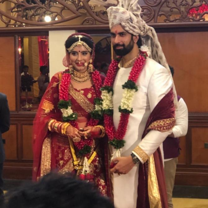 Sushmita Sen's Brother Got Hitched