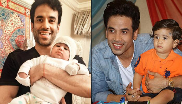 Tushar Kapoor talks about how being a single parent