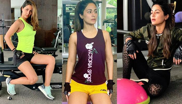 Hina Khan diet and fitness secrets