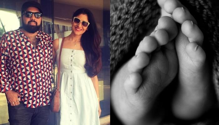 "Anchal Sabharwal of ""Sajan Re Jhooth Mat Bolo"" Embraces Motherhood"