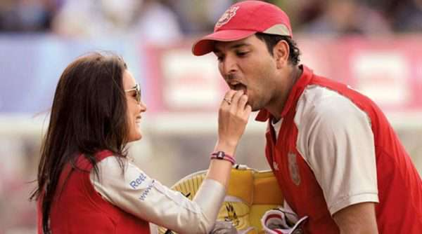 Pretty Zinta - Yuvraj Singh Girlfriend