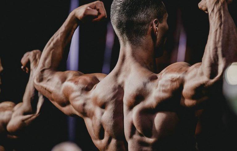 Bodybuilder earns big