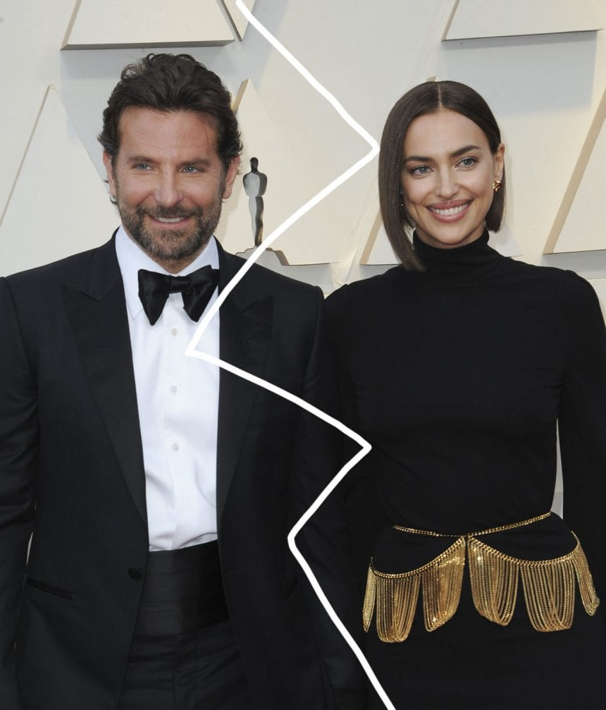 bradley cooper and Irina Shayk Divorce