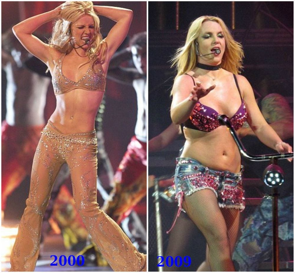 Britney Spears shares how difficult it is to lose weight