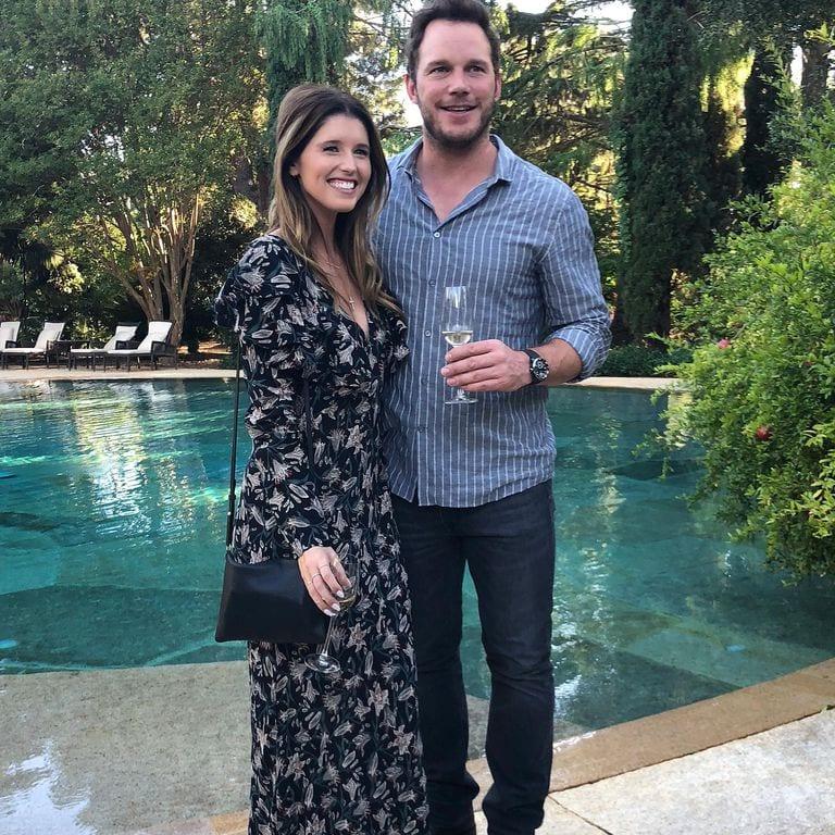 Katherine Schwarzenegger and Chris Pratt Married