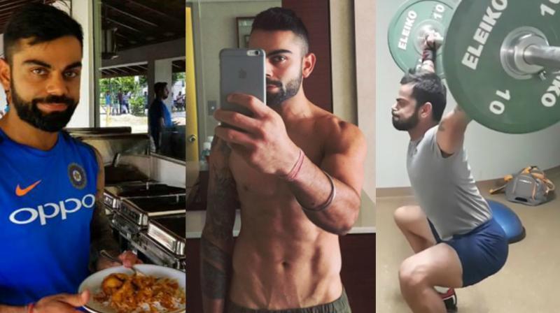 How to get a body like Virat Kohli