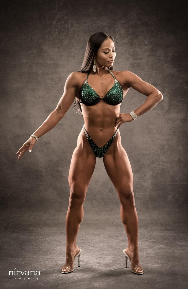 Alice Nguyen - Vegan Female Bodybuilder