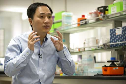 "Chinese researcher action on Gene edited babies is ""Foolish and dangerous"""