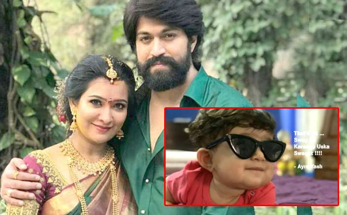 KGF actor Yash and Radhika Pandit Second Baby Announcement 1