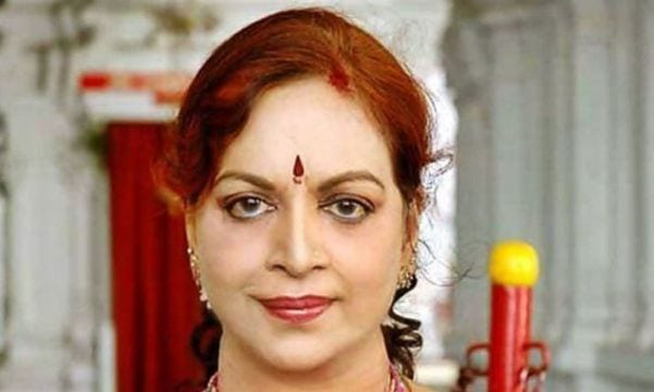 Vijaya Nirmala dies at 75
