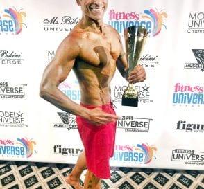 Jammu Ace bodybuilder wins in USA